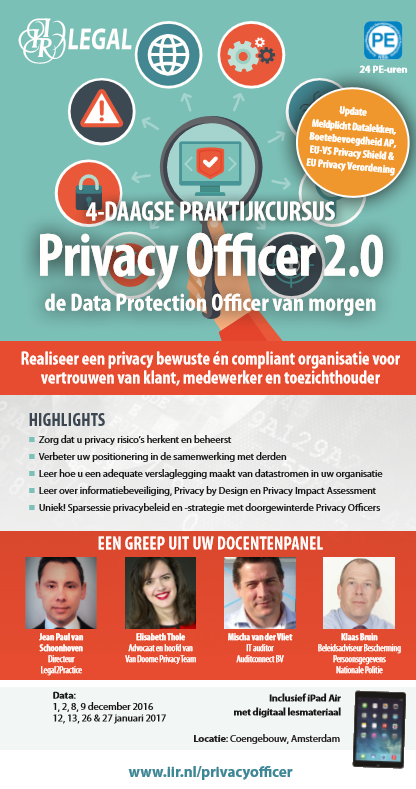 brochure Privacy Officer 2.0